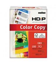 """Boise HD:P 8-1/2"""" x 11"""", 28lb, 500-Sheets, Color Copy Paper"""