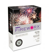 "Boise Fireworx 8-1/2"" x 11"", 20lb, 500-Sheets, Popper-mint Green Colored Printer Paper"