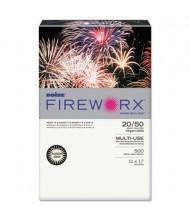 "Boise Fireworx 11"" x 17"", 20lb, 500-Sheets, Flashing Ivory Colored Printer Paper"