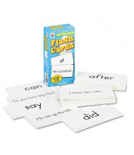 """Carson-Dellosa Basic Sight Words Flash Cards, 3"""" x 6"""", 102/Pack"""