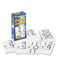 "Carson-Dellosa Addition Facts 0-12 Flash Cards, 3"" x 6"", 94/Pack"