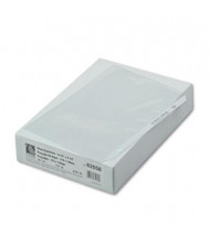 "C-Line 5-1/2"" x 8-1/2"" Top-Load Heavyweight Non-Glare Poly Mini Sheet Protectors, 50/Box"