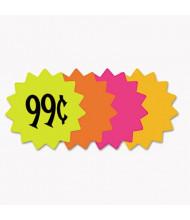 "Cosco 4"" Round Die Cut Paper Signs, 60-Pack"