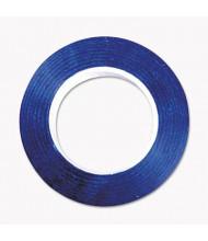 """Cosco 1/4"""" x 9 yds Art Tape, Blue Gloss"""