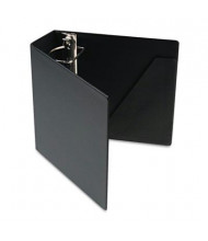 "Cardinal 3"" Capacity 8-1/2"" X 11"" SuperStrength Slant-D Non-View Binder, Black"