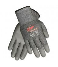 MCR Safety Memphis Ninja Force Small Polyurethane Coated Gloves, Gray