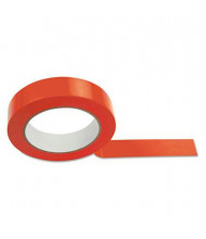 "Champion 1"" x 36 yds Sports Floor Tape, Red"
