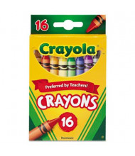 Crayola Classic Color Pack Crayons, 16-Colors
