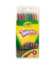 Crayola Twistables Crayons, 8-Colors