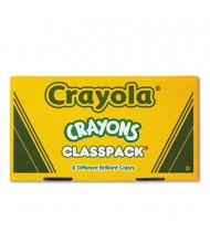 Crayola Classpack Regular Crayons, 8-Colors, 400-Crayons