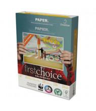"Domtar First Choice 8-1/2"" X 11"", 28lb, 500-Sheets, ColorPrint Premium Copy Paper"