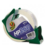 """Duck HP260 Packaging Tape with Dispenser, 3"""" Core"""