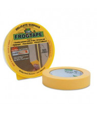"""Duck Frogtape .94"""" x 60 yds Delicate Surface Painting Tape, 3"""" Core, Yellow"""