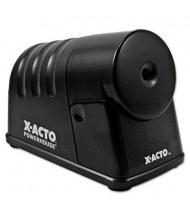 X-Acto PowerHouse Electric Pencil Sharpener, Black