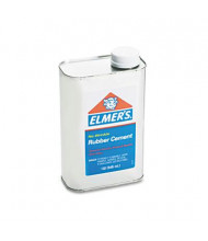 Elmer's 1 Quart Repositionable Rubber Cement