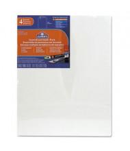 "Elmer's Pre-Cut 11"" x 14"" 4-Pack White Foam Board Sheets"