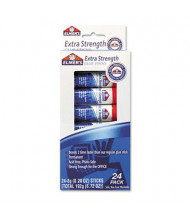 Elmer's .28 oz Extra Strength Office Glue Sticks, 24/Pack