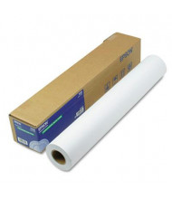 """Epson 24"""" X 82 Ft., 8.3 mil, Double Weight Matte Paper Roll"""