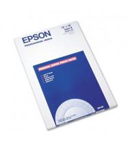 "Epson Ultra Premium 13"" X 19"", 64lb, 50-Sheets, Luster Photo Paper"