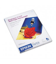 "Epson Premium 11"" X 14"", 45lb, 50-Sheets, Matte Presentation Paper"