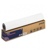 "Epson 24"" X 100 Ft., 135g, Matte Synthetic Paper Roll"