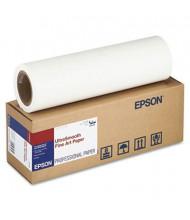 "Epson UltraSmooth 17"" X 50 Ft., 250g, Matte Fine Art Paper Roll"