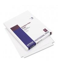"""Epson 8-1/2"""" x 11"""", 23lb, 25-Sheets, Exhibition Fiber Paper"""