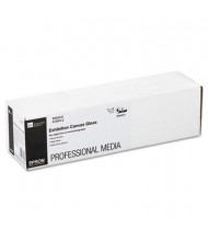 """Epson Exhibition 13"""" X 20 Ft., 22 mil, Glossy Canvas Paper Roll"""