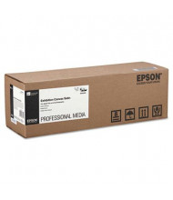 """Epson Exhibition 17"""" X 40 Ft., 23 mil, Satin Canvas Paper Roll"""