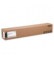 """Epson Exhibition 36"""" X 40 Ft., 23 mil, Satin Canvas Paper Roll"""