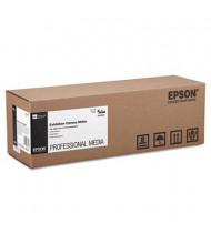 "Epson Wide-Format 17"" X 40 Ft., 23 mil, Matte Canvas Paper Roll"