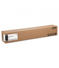 """Epson Wide-Format 17"""" X 40 Ft., 19 mil, Satin Canvas Paper Roll"""