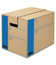 """Bankers Box SmoothMove 12"""" x 12"""" x 16"""" Prime Moving & Storage Boxes, 10-Boxes"""