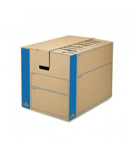 """Bankers Box SmoothMove 18"""" x 24"""" x 18"""" Prime Moving & Storage Boxes, 6-Boxes"""