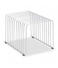 Fellowes 11-Section Wire Desktop Organizer, Silver