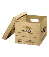 """Bankers Box SmoothMove 10"""" x 12"""" x 15"""" Classic Moving & Storage Boxes, 10-Boxes"""
