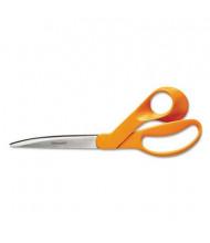 """Fiskars Home and Office Scissors, 9"""" Length, Orange"""