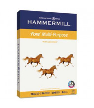 "Hammermill Fore A4 8.27"" x 11.69"", 20lb, 500-Sheets, Multipurpose Copy Paper"