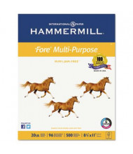 "Hammermill Fore 8-1/2"" x 11"", 20lb, 5000-Sheets, Multipurpose Copy Paper"