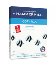 """Hammermill 8-1/2"""" X 11"""", 20lb, 500-Sheets, 3-Hole Punched Copy Plus Paper"""