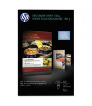 "HP 11"" X 17"", 48lb, 150-Sheets, Glossy Brochure Paper"