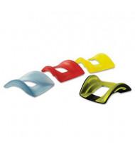 """Kensington SmartFit 6-1/4"""" x 5-1/3"""" Conform Wrist Rest 4-Piece Set, Assorted Colors"""