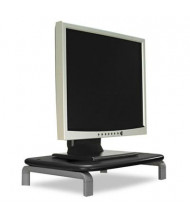 """Kensington 5"""" H Monitor Stand with SmartFit, Black/Gray"""