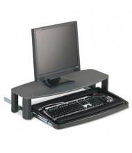Kensington Over/Under Keyboard Drawer with SmartFit, Black