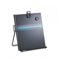 Kensington 40-Sheet Capacity Metal Freestanding Copyholder, Black