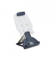 Kensington 50-Sheet Capacity Metal Freestanding Copyholder, Dark Blue/Gray