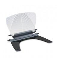 Kensington 50-Sheet Capacity Metal Freestanding Copyholder, White