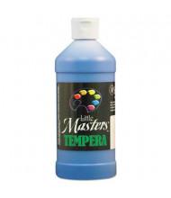 Little Masters 16 oz Tempera Paint, Blue