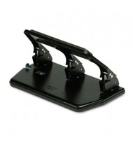 Master MP40 30-Sheet Heavy Duty 3-Hole Punch with Gel Pad Handle