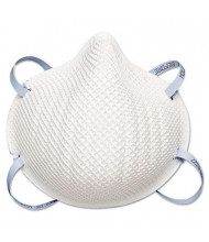 Moldex 2200 N95 Series Particulate Half-Face Mask Respirator, Medium/Large, 20/Box